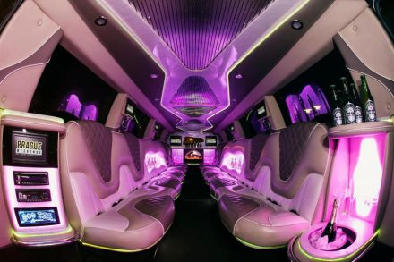 Enjoy the luxury of our limos